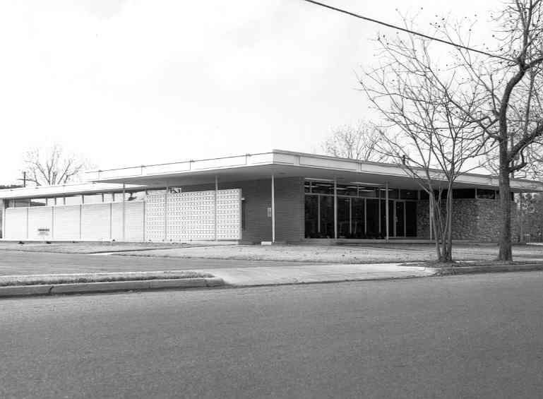 Completed FEC Building in 1964